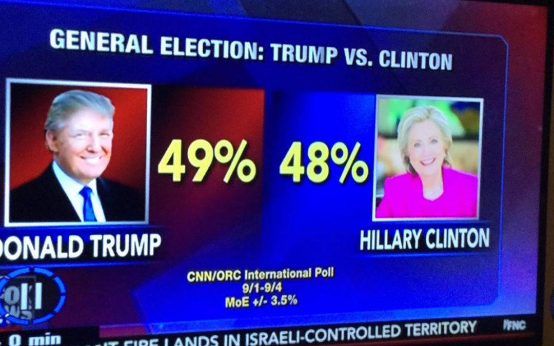 And a CNN poll no less