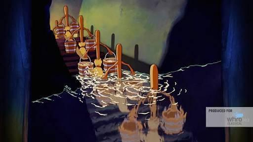 Random Note #187,641 Weatherill, Turnbull and Disney — A whacky hall of mirrors